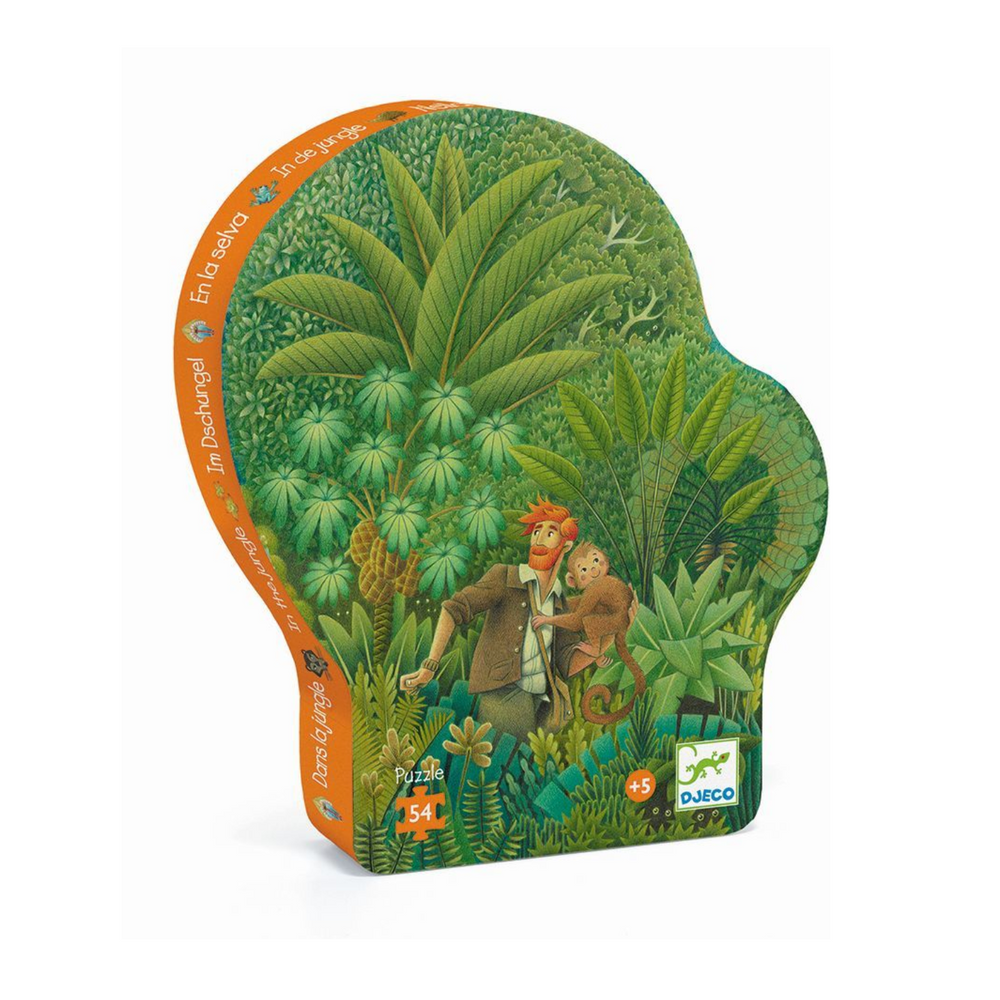In the Jungle Puzzle 54 Piece