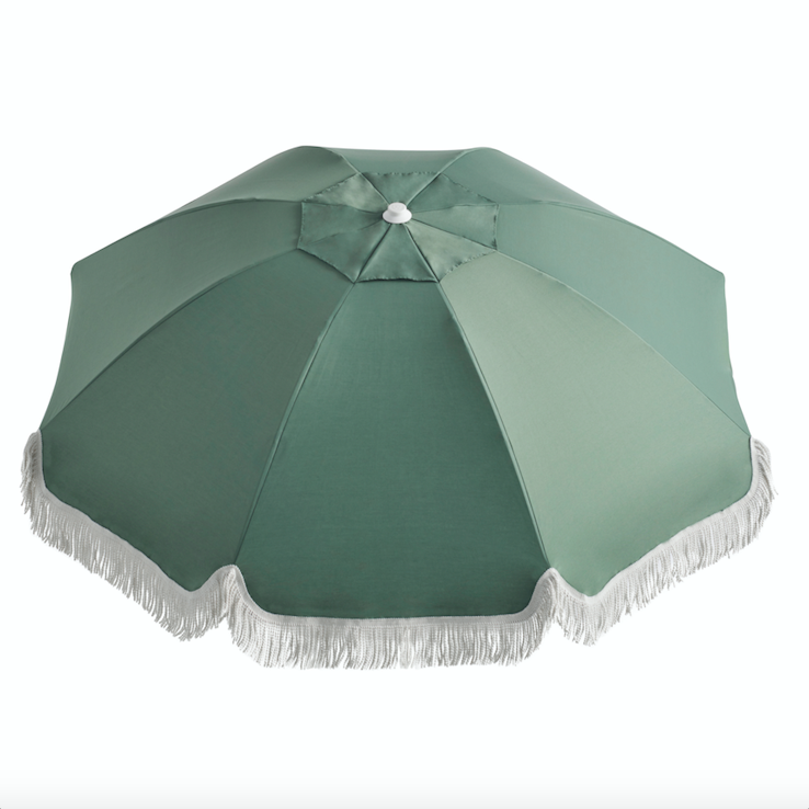 Basil Bangs Beach Umbrella Sage