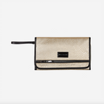 Tiba + Marl Etta Change Clutch Gold