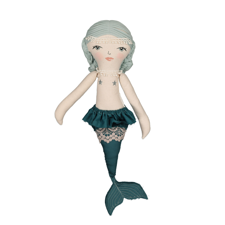 Burrow & Be Ava Mermaid Doll