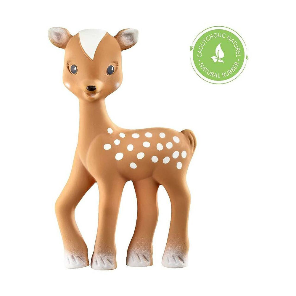 Sophie the Giraffe Fanfan the Fawn Teether (New)