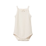 Nature Baby Camisole Bodysuit Pointelle