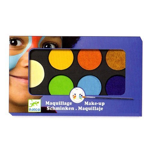 Face Paint Natural Palette