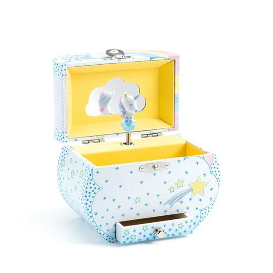Music Box Unicorn Dream