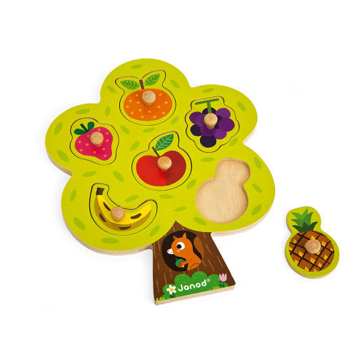 Fruit Tree Puzzle