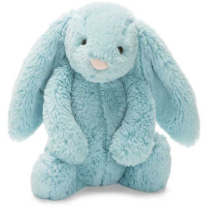 Bashful Bunny Aqua Small