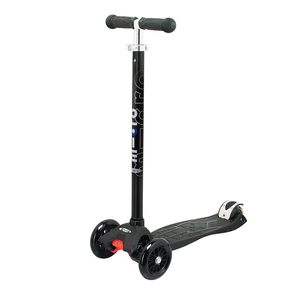 Micro Scooter Maxi Black