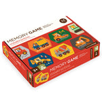 Le Petit Collage Construction Memory Game