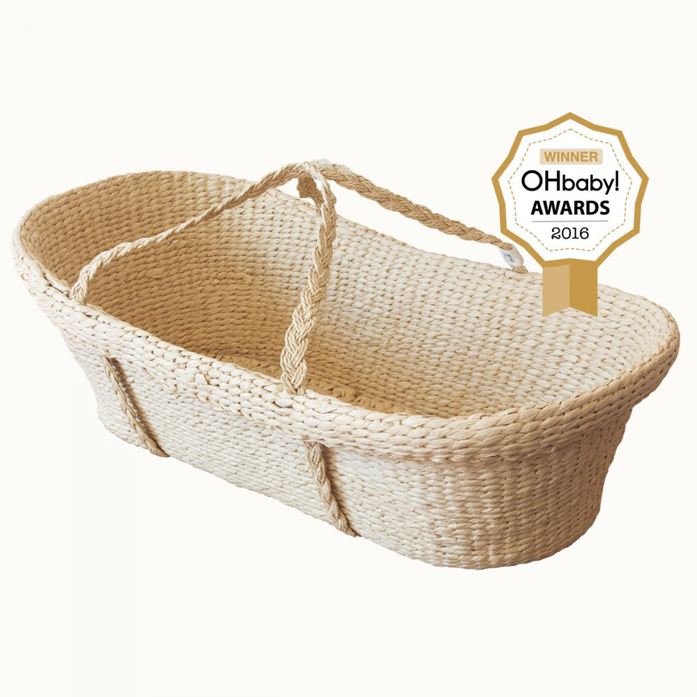 Nature Baby Moses Basket