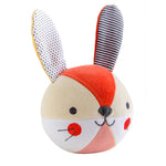 Le Petit Collage Baby Chime Ball Bunny