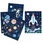 Scratch Cards Cosmic Mission