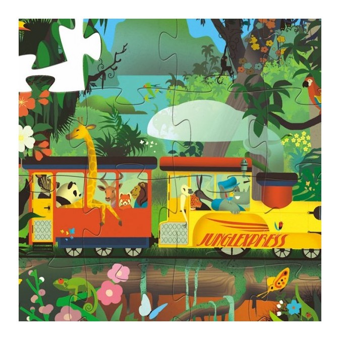 The Locomotive Puzzle