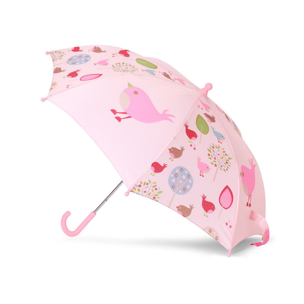 Penny Scallan Umbrella Chirpy Bird