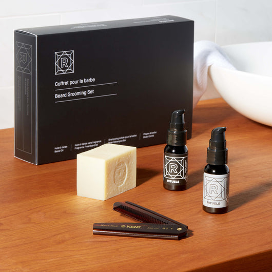 Rituels Beard Grooming Set