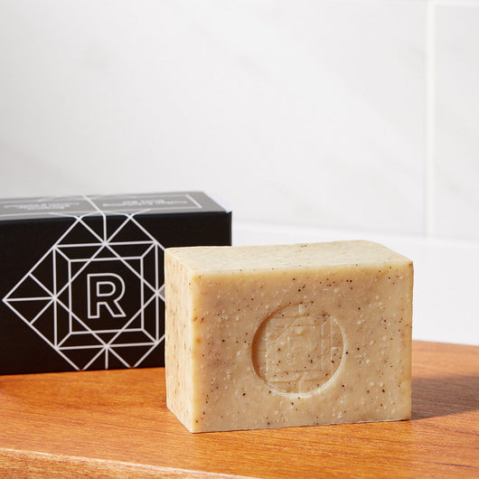 Rituels 100% Natural Exfoliating Shower Soap
