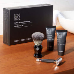Rituels Wet Shaving Set