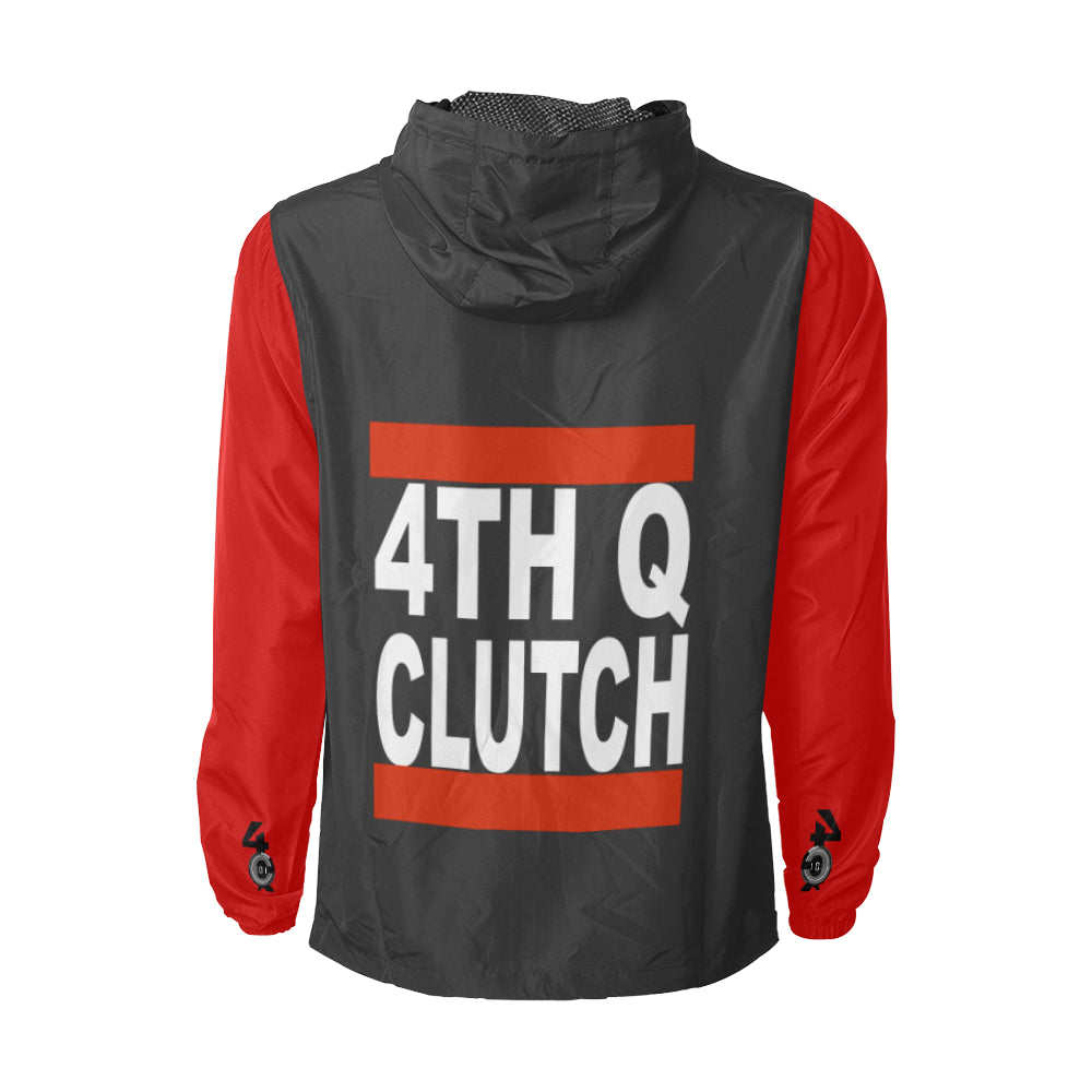 4THQCLUTCH Windbreaker