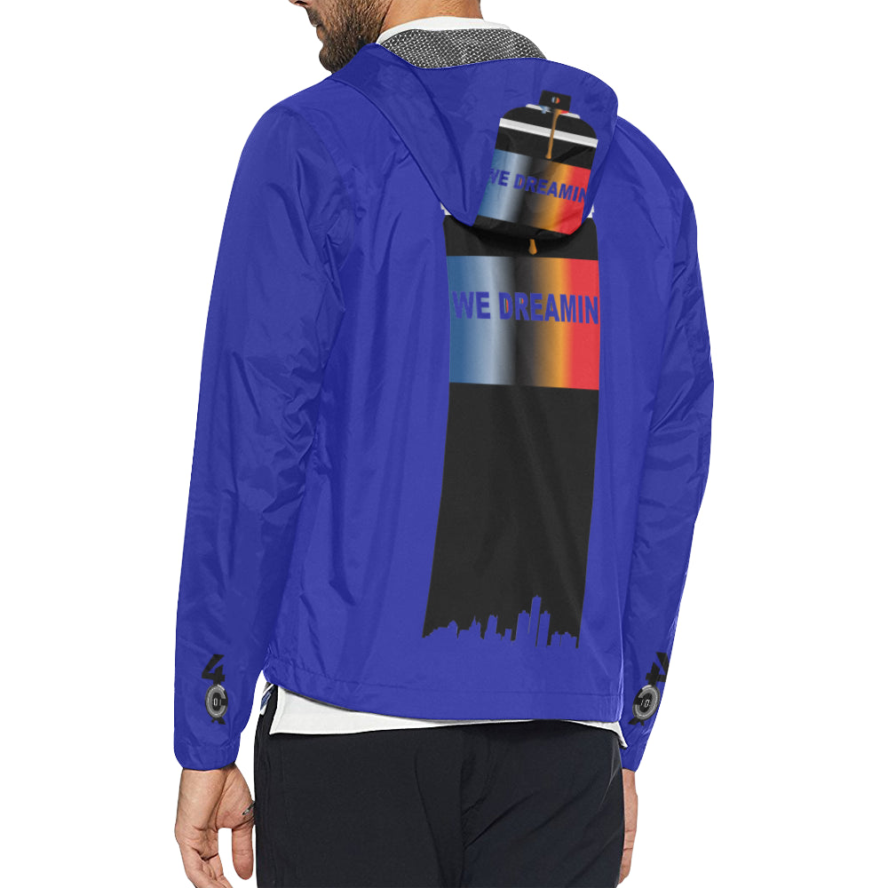 Drip No. 1 Windbreaker