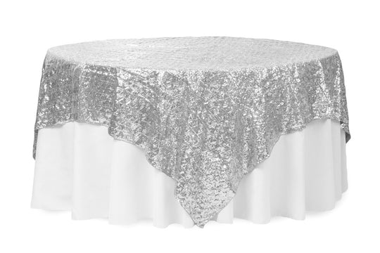 Diamond Glitz Sequin Table Overlays