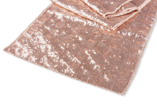 Diamond Glitz Sequin Table Runners