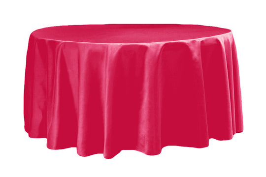 Lamour Satin Table Linens