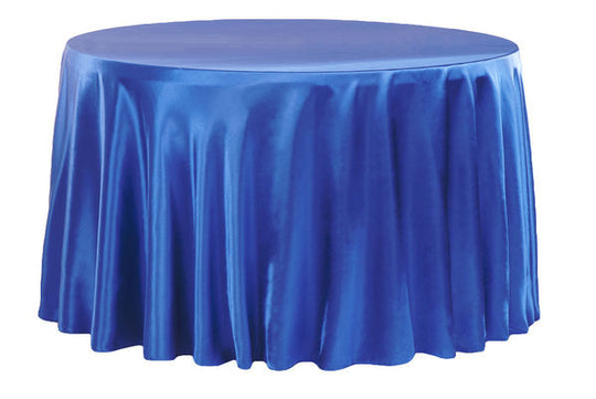 Satin Table Linens