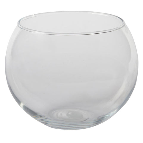6 Inch Glass Bowl