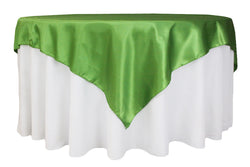 Satin Table Overlay - Clover