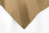 Lamour Satin Overlays - Pastel Yellow