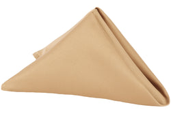 Lamour Satin Napkin - Iced Coffee/Mocha