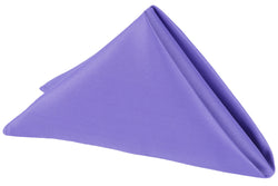 Lamour Satin Napkin - Purple