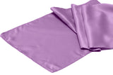 Lamour Satin Runner - Plum