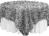 Leaf Petal Table Overlay - White