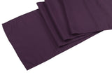Polyester Table Runner - Plum
