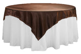 Satin Table Overlay - Leopard
