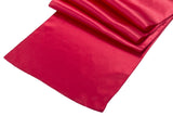 Satin Table Runners - Orange