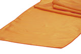 Taffeta Table Runners - Gold