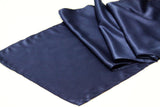 Lamour Satin Runner - Royal Blue