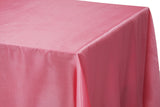 Taffeta Rectangle Table Linen - Purple