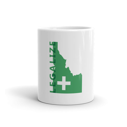 Green Majority Legalize Mug