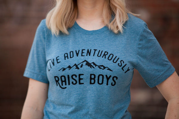 Raise Boys- Denim Blue