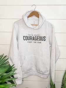 FC Courageous Hoodie in Ash
