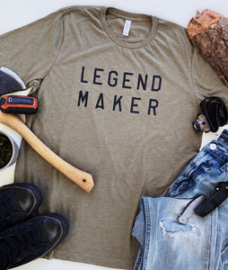 Legend Maker-Olive Crew