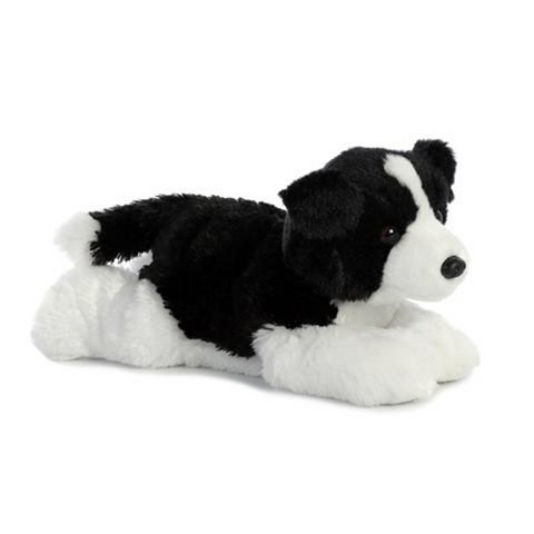 Border Collie de Peluche