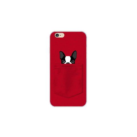 Funda de Boston Terrier