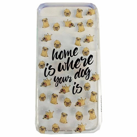Funda iPhone de Pug