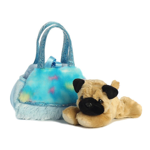 Fancy Pug Bag Peluche