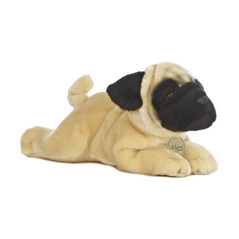 Happy Pug de peluche