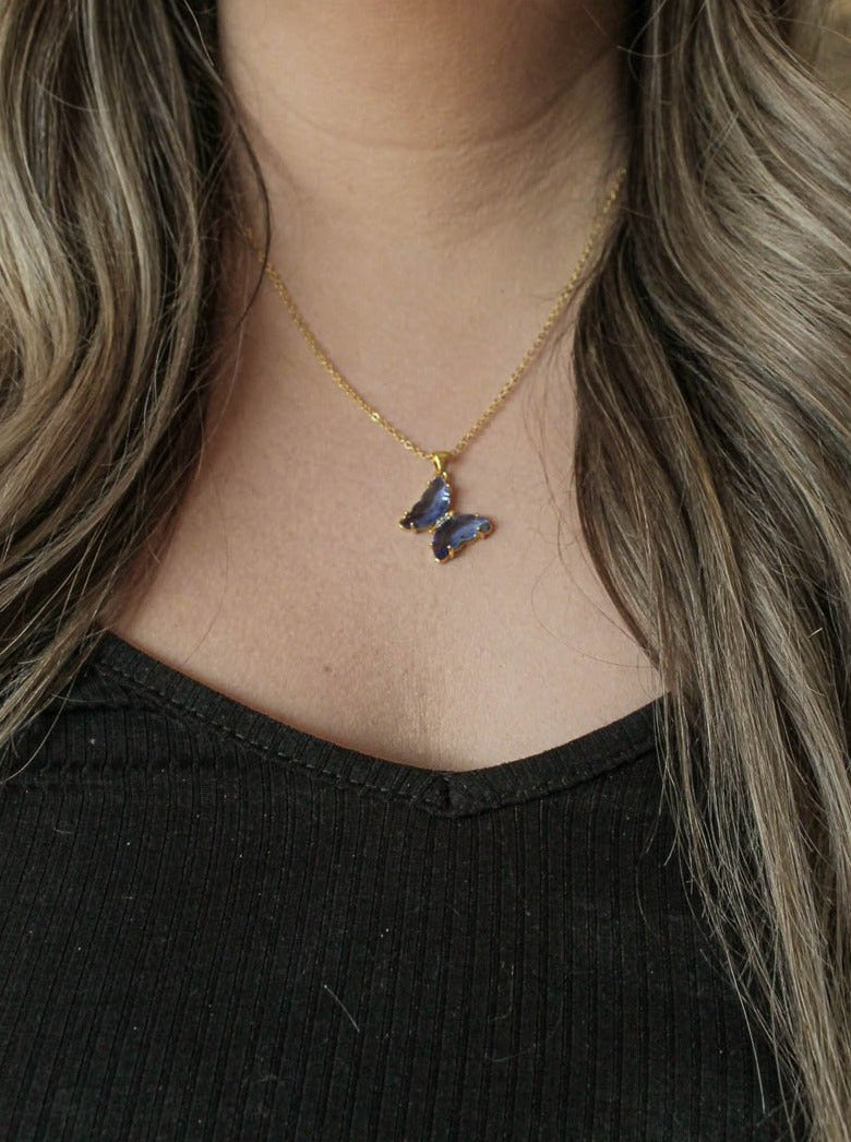 The Joanna Butterfly Necklace