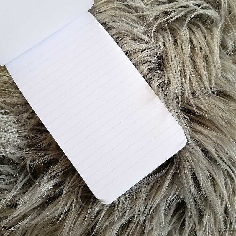 FRINGE . GALLERY NOTEPAD